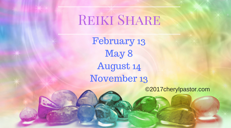 Quarterly Reiki Share in Oil City, PA
