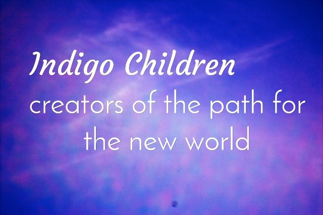 Indigo Crystal Rainbow Children Come To Earth Cheryl Pastor