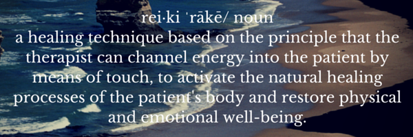 Definition of Reiki